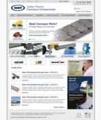 Oadby Plastics Conveyors E-Commerce website