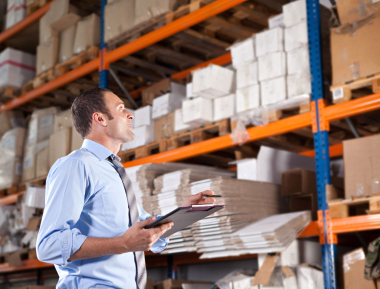 warehouse stock control stock control software de facto erp